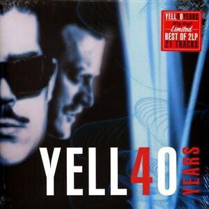"Yello ""40 years"" limited 180g Vinyl 2LP NEU Best of Album 2021"
