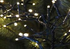 120er LED Lichterkette Weihnachtsbeleuchtung Outdoor Außen Warmweiß