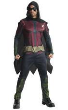 Rubies Robin Batman Disfraz De Halloween Cosplay Vestido de fantasía Traje para Hombre Macho XL