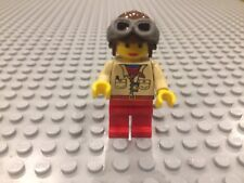 Lego Adventurers Orient Expedition Pippin Reed Aviator Minifig Set 7419