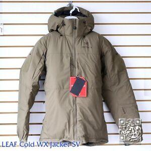 New Arc'teryx LEAF Cold WX Jacket SV Windproof Insulation Hoody Crocodile