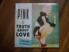 PINK----THE TRUTH ABOUT LOVE----180 GRAM VINYL LIMITED EDITION 2 LP SEALED