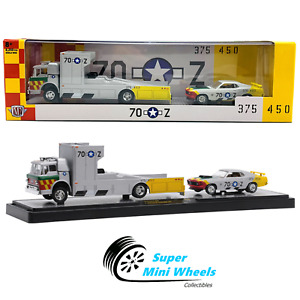M2 Machines 1:64 - 1970 Ford C-950 & 1970 Ford Mustang Boss 429
