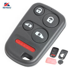 Replacement Remote Car Key Shell Case Fob for Honda Odyssey 2001-2004