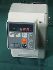 Alaris CARDINALE ivac 597 599 Space Saver volumetrische Pumpe molto bello condizione