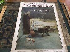 VINTAGE LADIES HOME JOURNAL, DECEMBER 1905