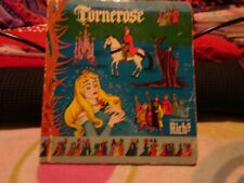 Tornerose - Disney comic - Rich's trade cards - Danish text - Missing one card