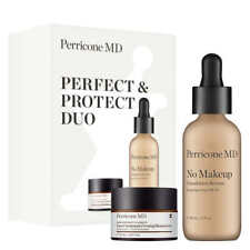 Perricone MD No Makeup Serum SPF 30 Face Finishing Firming Moisturizer Set