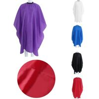 Professional Adult Waterproof Salon Hair Cut Hairdressing Barber Cape Gown Cloth