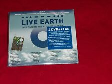 Live Earth - The Concerts For A Climate In Crisis (2 Dvd + Cd)