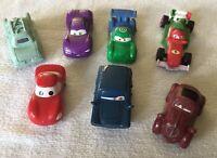 Lot Of Disney Pixar Micro Cars