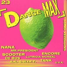 Dance Max 23 (1997) Nana, Mr. President, Scooter, Encore, Lutricia McNe.. [2 CD]