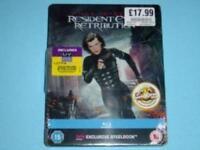 Resident Evil: Retribution [Blu-ray] [20 Blu-ray***NEW*** FREE Shipping, Save £s