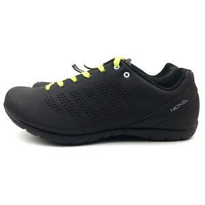 Louis Garneau Nickel Mens Cycling Shoe Black Size US 7.5