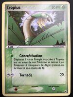Carte Pokemon TROPIUS 27/101 Rare Légendes Oubliées Bloc EX FR NEUF
