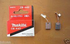Makita cb440 Cepillos Fit bhp456 bhp458 bhp458z btd146 bdf456 bdf458 Lxt Original