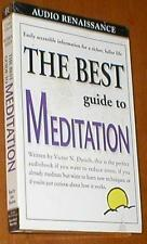 Best Guide to Meditation ~ Victor N. Davich - New Audiobook on 2 Cassette Tapes