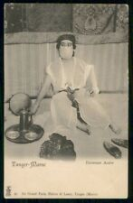 Mayfairstamps Morocco Danseuse Arabe Postcard wwf44861