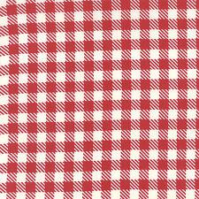 MODA Fabric ~ MAMA SAID SEW VOLUME II ~ Sweetwater (5616 12) Red - by 1/2 yard