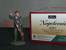 Britains 36087 FUCILI 95th Britannico scelto Uomo PASTA CARTUCCIA giocattolo Soldato