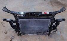 AUDI A4 B6 2001-2005 2.0 ALT FRONT SLAM COOLER RADIATOR FAN AC RAD PACK #GX