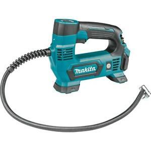 Makita MP100DZ 12 Volt 120 Psi Lithium-Ion Cordless Inflator, Bare Tool