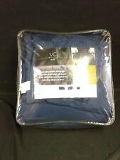 VCNY Carmen Pintuck 4-piece Comforter Set Queen  Blue
