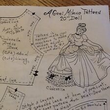 Geri Milano Cinderella Pattern