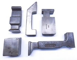 5 Pc ATI / Magnavon Bucking Bar Set Aircraft Tool USA Made