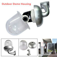 Waterproof Outdoor Dome Housing Enclosure for Security IP Pan Tilt Camera Pretty