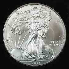 2013 American Silver Eagle ASE  BU in Deluxe Case