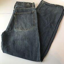 Levis SilverTab Low And Loose Fit Mens Jeans 30 X 32 Medium Blue Denim Wash