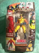 "Target exclusive WOLVERINE*Yellow !!!|Red Hulk series|Marvel Legends""6 figure"