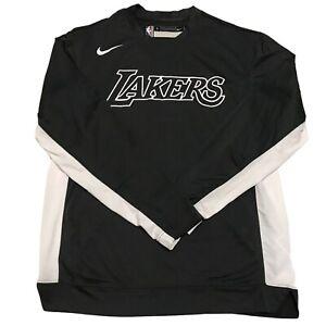 NIKE Los Angeles Lakers NBA Team Issue Shooting Shirt Size Small NEW* AV0905-060