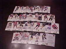 1988 Esso Hockey Card Lot with Stars (34) Wayne Gretzky Lemieux Gordie Howe