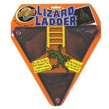 Zoo Med Mesh Lizard Ladder  Reptile Hammock Arboreal Lagoon Habitat Decor SP10