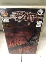 The Path (2002) #1-23 (VF/NM) Complete Run
