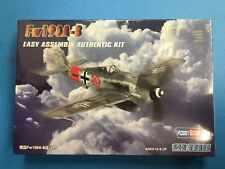 Hobby Boss Fw190A-8 Easy Assembly Airplane Plastic Kit NEW