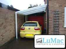 carport motorcycle car bike canopie cover patio decking canopy shelter lean to