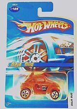 Hot Wheels 2005 Baja Bug Orange #185 NIP