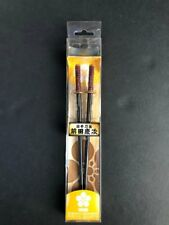 JAPANESE SAMURAI SWORD CHOPSTICKS KEIJI MAEDA 230mm CHOPSTICK KOTOBUKIYA NEW!