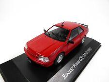 Renault Fuego GTA MAX 1991- 1/43 Voiture Miniature SALVAT Diecast Model Car AQV1
