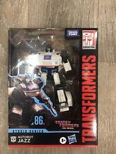 Transformers The Movie Studio Series Deluxe Class Jazz 1986 Movie 86-01 IN STOCK