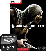 MORTAL KOMBAT X 10 PC STEAM KEY