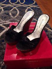 BCBG Girls Ladies Sandals 7