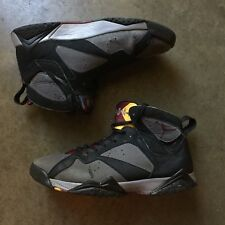 Men's Air Jordan VII 7 Retro Bordeaux Black Graphite Gray Sz 9.5 (304775-003)