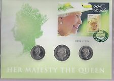 Australia 2016 90th birthday Her Majesty the Queen PNC  Limited 36/1926