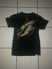 NBA Los Angeles Lakers Size Small Tee Shirt Majestic