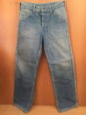Rare Rarität Jeans Levi's Type «Carpenter» 591 Taille S