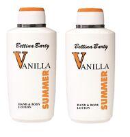 Bettina Barty Vanilla Summer Lotion 2 x 500ml Sommerduft